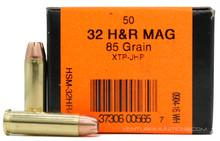 HSM 32 H&R Magnum 85gr XTP/JHP Ammo - 50 Rounds