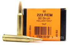 HSM 223 Remington  50gr TNT HP Ammo - 50 Rounds