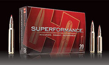 Hornady 7mm-08 Remington 139gr  GMX Superformance Ammo - 20 Rounds