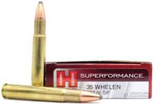 Hornady 35 Whelen 200gr SP Ammo - 20 Rounds
