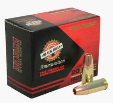 Black Hills 9mm 115gr Barnes Tac-XP +P Ammo - 20 Rounds