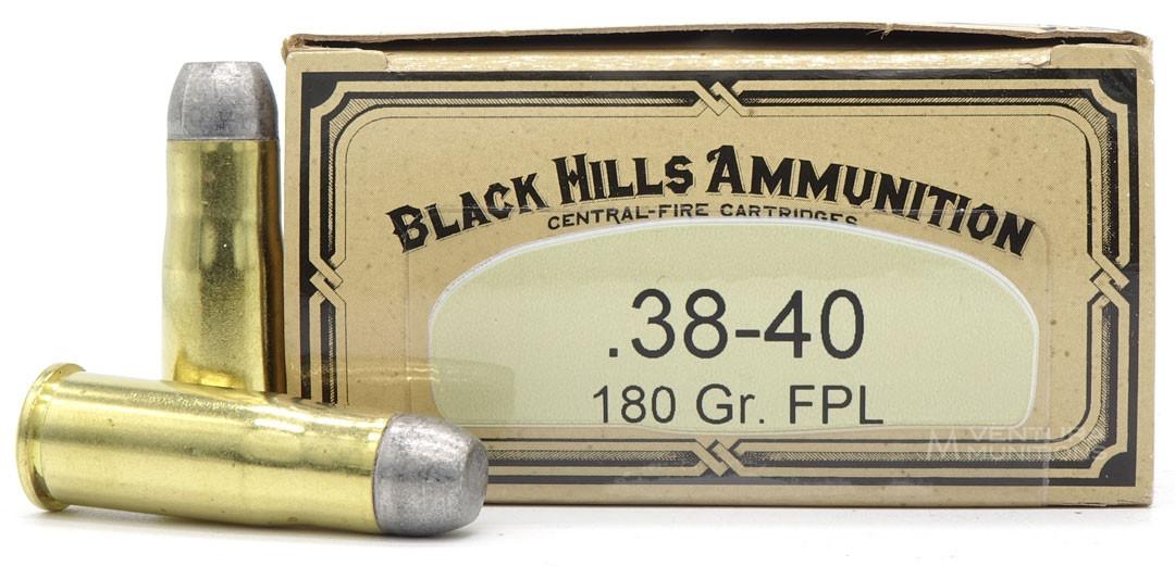 38 40 Ammo