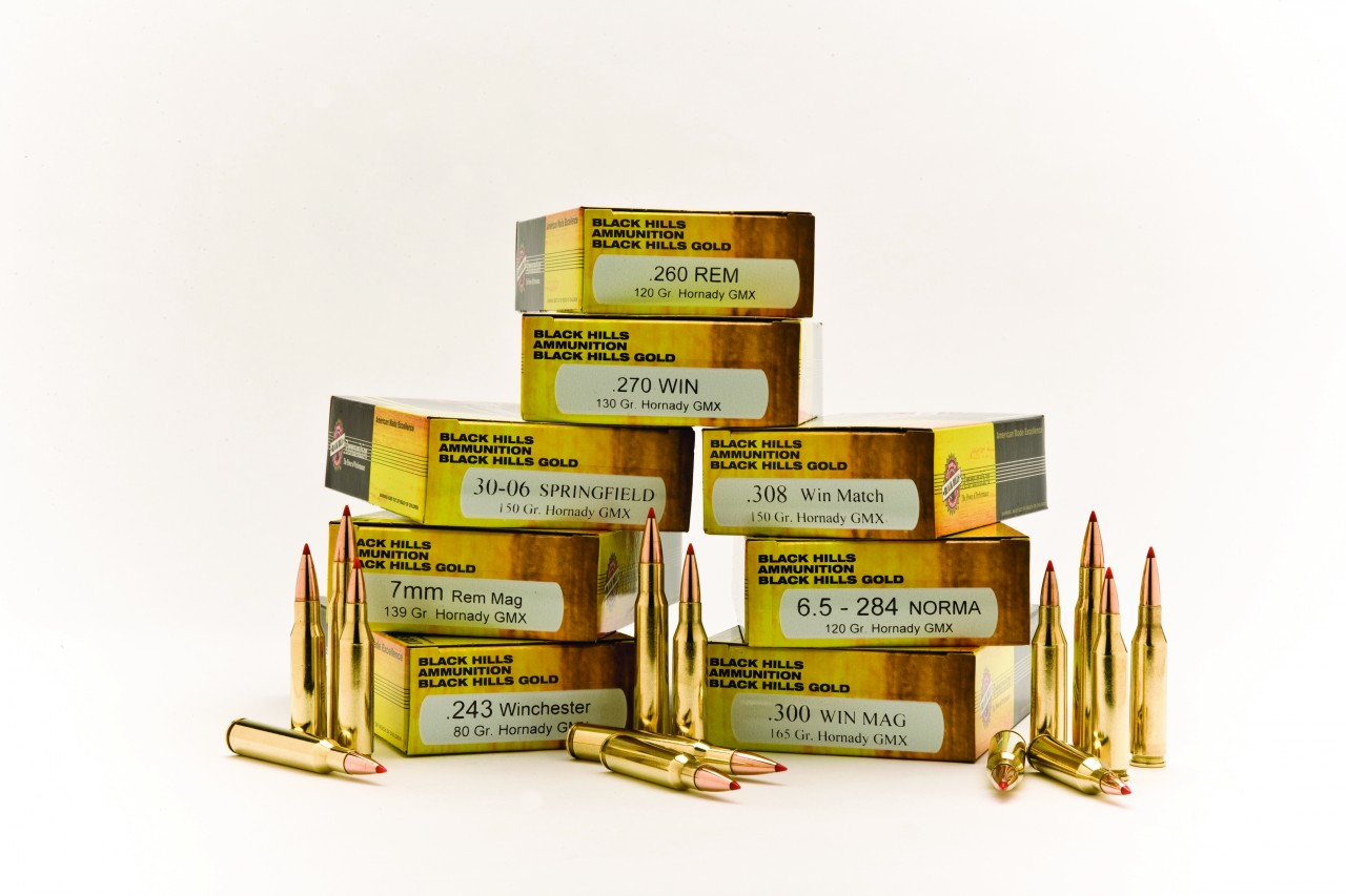 Black Hills 243 Winchester 58gr Hornady V-MAX™ Ammo - 20 Rounds