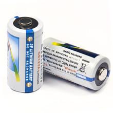Barska CR123A, 2 Pieces, 3V Lithium Batteries