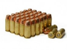 Load-X 40 S&W 165gr TMJ Ammo - 50 Rounds