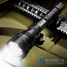 Barska 1200 Lumen High Power LED Tactical Flashlight