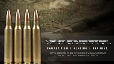 Ventura Tactical 5.56/.223 55gr FMJ-BT Ammo - 250 Rounds
