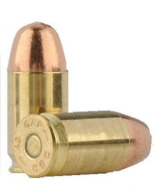 Load-X 45 Gap 185gr TMJ Ammo - 50 Rounds