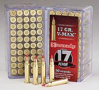 Hornady .17 HMR 17gr V-MAX - 50 Rounds