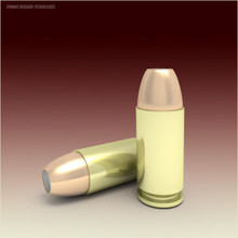 DRT 9mm 85gr TerminalShock™ Lead Free JHP Defense Ammo  - 20 Rounds