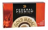 Federal Gold Medal® Match .223 Rem 69gr Sierra Matchking BTHP  - 20 Rounds
