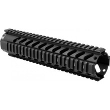 AR Free Float Mid Length Quad Rail