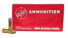 Bullseye .32 H&R 96gr LRNFP Cowboy Ammo - 50 Rounds