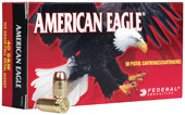 American Eagle 38 Special 130gr FMJ Ammo - 50 Rounds