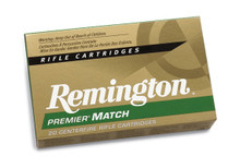 Remington Premier® Match .308 Winchester 168gr MatchKing® - 20 Rounds