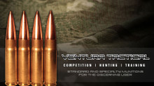 Ventura Tactical 300 AAC Blackout 125gr Sierra MatchKing® Ammo - 50 Rounds