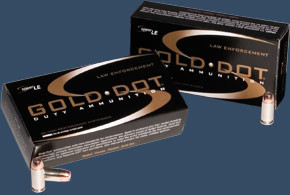 Speer® LE 9mm 124gr GDHP - 50 Rounds