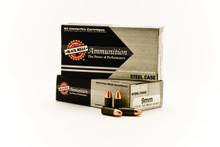 Black Hills 40 S&W 180gr JHP (Steel Case) Ammo - 50 Rounds