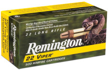 Remington Viper Hyper-Velocity .22lr 36gr Truncated Cone - 50rds