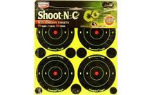 """Birchwood Casey Shoot-n-c 3"""" Rnd Trgt 12pk"""