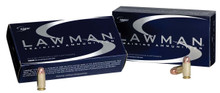 Speer Lawman .40 S&W 165gr RNFP Ammo - 50 Rounds