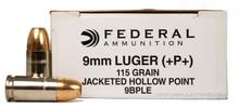Federal BP9LE Ammo