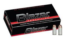 Blazer .45 Colt 200gr JHP Ammo - 50 Rounds