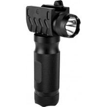 180 Lumens Flashlight W/ Tactical Aluminum Grip