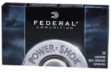 Federal .30-30 Win 170gr SP Ammo - 20 Rounds