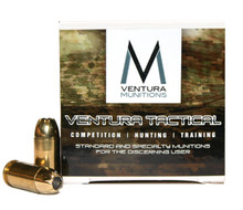 Ventura Tactical .380 ACP 100gr JHP Ammo - 50 Rounds