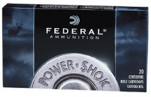 Federal 7mm Rem Mag 150gr SP Ammo - 20 Rounds