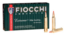 Fiocchi 222 Remington 50gr V-Max - 20 Rounds
