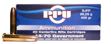 Prvi Partizan 45-70 Government 405gr SJFP Ammo - 20 Rounds