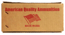 American Quality 9mm 115gr FMJ Ammo - 500 Rounds