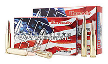 Hornady American Whitetail 7mm Remington Magnum 139gr Interlock SP - 20 Rounds