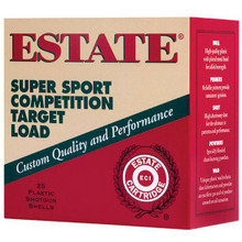 "Estate Cartridge Super Sport Competition Target Load 28ga 2.75"" #9- 25 Rounds"