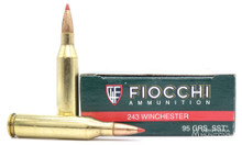 Fiocchi Extrema .243 Win 95gr SST Ammo - 20 Rounds