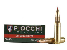Fiocchi Extrema .308 Winchester 150gr SST Ammo - 20 Rounds