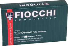 Fiocchi Extrema .308 Winchester 168gr Tipped TSX Ammo - 20 Rounds