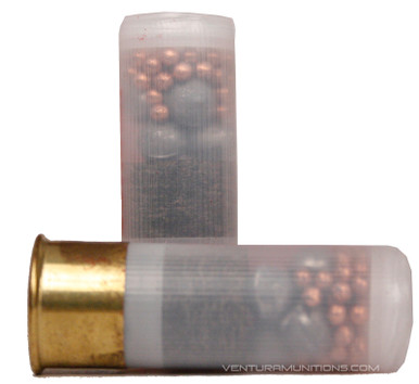 Precision Gun Works 12 Gauge Rhodesian Jungle Ammo- 5 Rounds