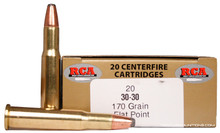 Colorado Buck .30-30 Winchester 170gr FP Ammo - 20 Rounds