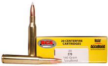 Colorado Buck .270 Winchester 140gr Nosler Accubond Ammo - 20 Rounds