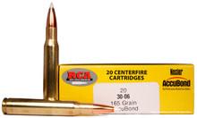 Colorado Buck .30-06 Springfield 165gr Nosler Accubond Ammo - 20 Rounds