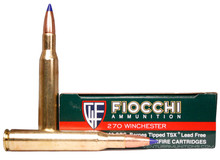 Fiocchi Extrema 270 Winchester 130gr Tipped TSX-BT Ammo - 20 Rounds