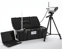 Bullseye AmmoCam Long Range Elite Edition with Laptop