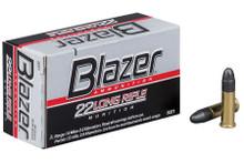 CCI Blazer 22lr 40gr Lead RN Ammo - 50 Rounds