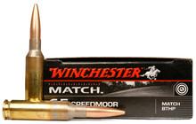 Winchester Match 6.5 Creedmoor 140gr HPBT Ammo - 20 Rounds
