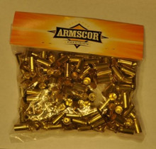 9mm Luger Unprimed Brass - 200 Pieces