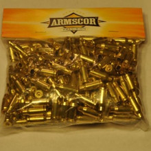 22 TCM Unprimed Brass - 200 Pieces