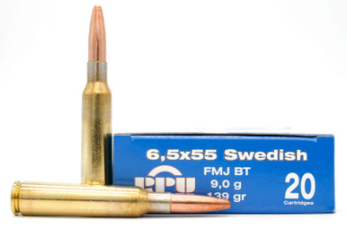 6.5 x55 rifle review